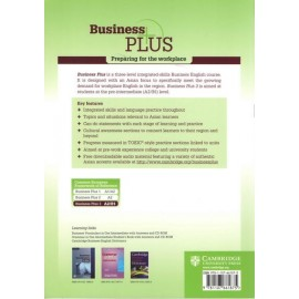 BUSINESS PLUS 3:STUDENT'S BOOK